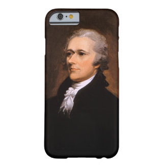 Porträt von Alexander Hamilton durch John Trumbull Barely There iPhone 6 Hülle