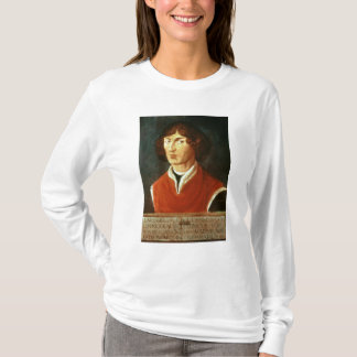 Porträt von Andreus Nikolaus Kopernikus 1575 T-Shirt