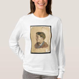 Porträt von Anton Tschechow T-Shirt