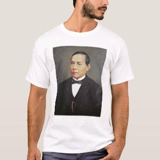 Porträt von Benito Juarez, 1948 T-Shirt