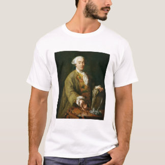 Porträt von Carlo Goldoni T-Shirt