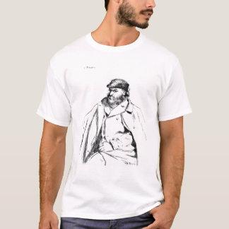 Porträt von Cezanne, 1874 T-Shirt