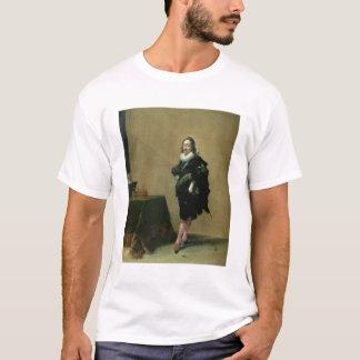 Porträt von Charles I (1600-49) 1632 (Öl auf T-Shirt