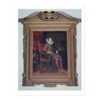 Porträt von Cosimo II de'Medici (1590-1621) (Öl O Postkarte