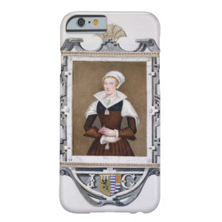 Porträt von Dame Jane Grey (1537-54) 'Neun-Tage Qu Barely There iPhone 6 Hülle