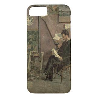 Porträt von Doktor Martinez, 1878 (Öl auf iPhone 8/7 Hülle