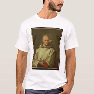 Porträt von Dom Baudouin du Basset von Gaillon, T-Shirt