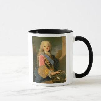 Porträt von Ferdinand de Bourbon Tasse