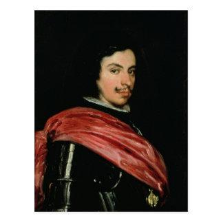 Porträt von Francesco I d'Este 1639 Postkarte
