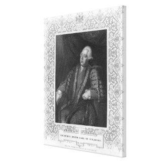 Porträt von Frederick Nord, Graf von Guildford Gespannte Galerie Drucke