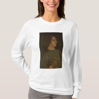 Porträt von Galeazzo Mario Sforza (1444-76) c.1471 T-Shirt