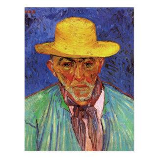 Porträt von Geduld Escalier, Schäfer - Van Gogh Postkarte