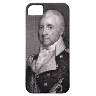 Porträt von Generalmajor-John-Bächen, vorbei Barely There iPhone 5 Hülle