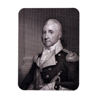 Porträt von Generalmajor-John-Bächen, vorbei gravi Flexible Magnete