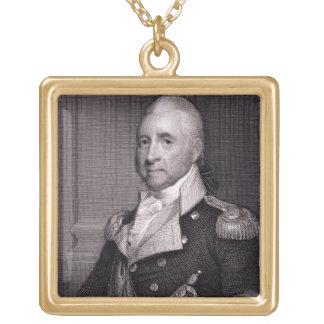 Porträt von Generalmajor-John-Bächen, vorbei gravi Schmuck