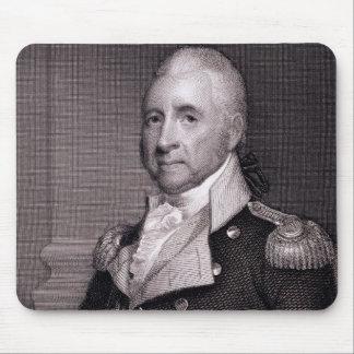Porträt von Generalmajor-John-Bächen, vorbei gravi Mauspads