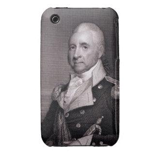 Porträt von Generalmajor-John-Bächen, vorbei iPhone 3 Hülle