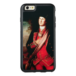 Porträt von George Washington 1772 OtterBox iPhone 6/6s Plus Hülle