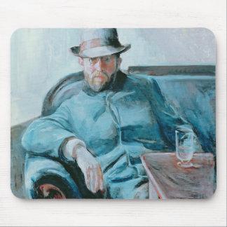 Porträt von Hans Jaeger, 1889 Mauspads