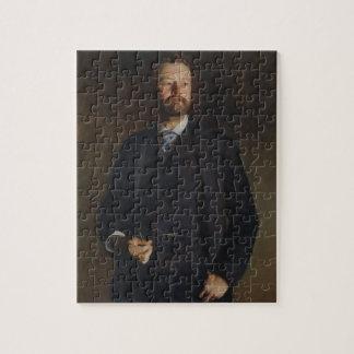 Porträt von Henry Cabot Lodge durch JS Sargent Puzzle