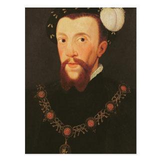 Porträt von Henry Howard, 1546 Postkarte
