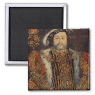 Porträt von Henry VIII Kühlschrankmagnet