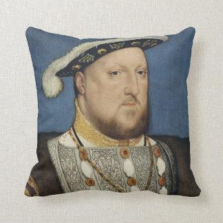 Porträt von Henry VIII von England durch Hans Zierkissen