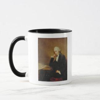 Porträt von James Watt 1792 Tasse