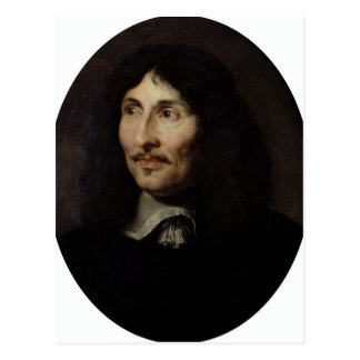 Porträt von Jean-Baptiste Colbert de Torcy Postkarte