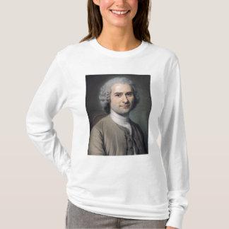 Porträt von Jean-jacques Rousseau T-Shirt
