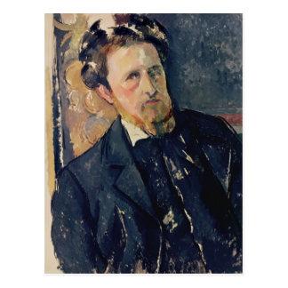 Porträt von Joachim Gasquet 1896-97 Postkarte
