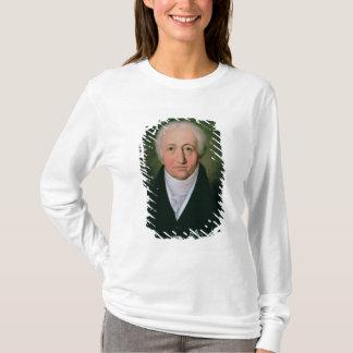 Porträt von Johann Wolfgang von Goethe, 1818 T-Shirt