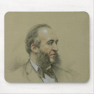 Porträt von Jules Ferry Mauspads