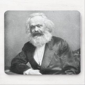 Porträt von Karl Marx Mousepad