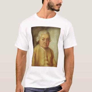 Porträt von Karl Philipp Emanuel Bach, c.1780 T-Shirt