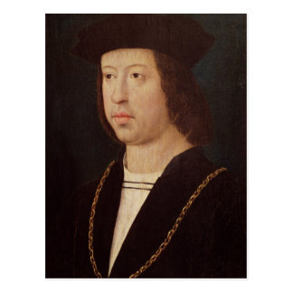 Porträt von König Ferdinand-II von Spanien Postkarten