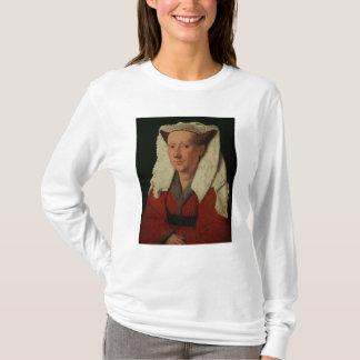Porträt von Margaret van Eyck, 1439 T-Shirt