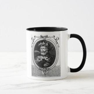 Porträt von Merovech König der Salian Fränke Tasse