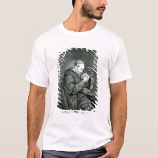 Porträt von Michel Nostradamus T-Shirt