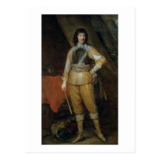 Porträt von Mountjoy Blount, Graf von Newport Postkarte