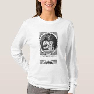 Porträt von Nicolas Kopernikus T-Shirt