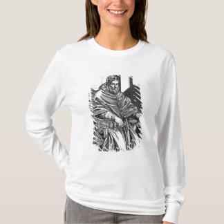 Porträt von Papst Sixtus V T-Shirt
