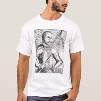 Porträt von Pedro de Valdibia T-Shirt