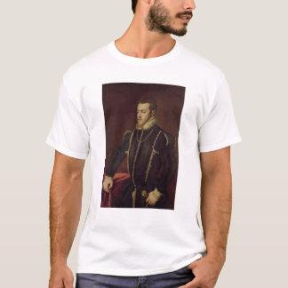 Porträt von Philip II von Spanien T-Shirt