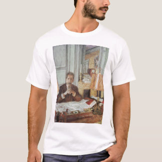Porträt von Philippe Berthelot T-Shirt