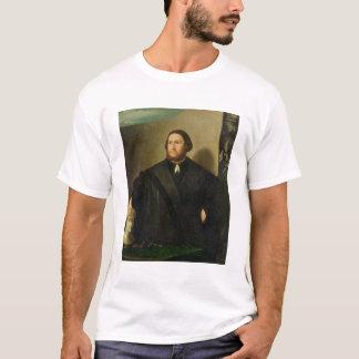 Porträt von Raphaele Grassi (Öl auf Leinwand) T-Shirt