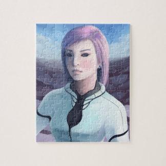 Porträt von Trisha Puzzle