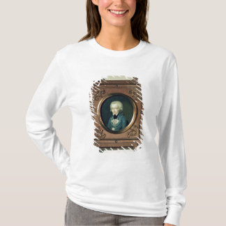 Porträt von Wolfgang Amadeus Mozart, 1773 T-Shirt