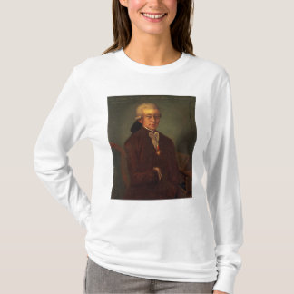 Porträt von Wolfgang Amadeus Mozart 2 T-Shirt