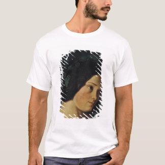 Porträt von Zelie Courbet, c.1842 T-Shirt